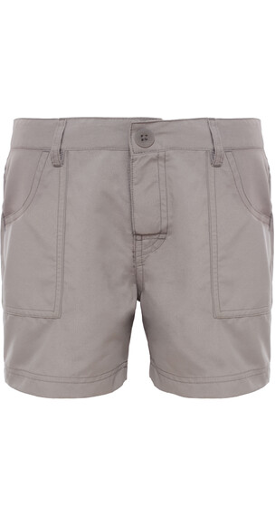 The North Face W's Hike/Water Short Pache Grey/Pache Grey